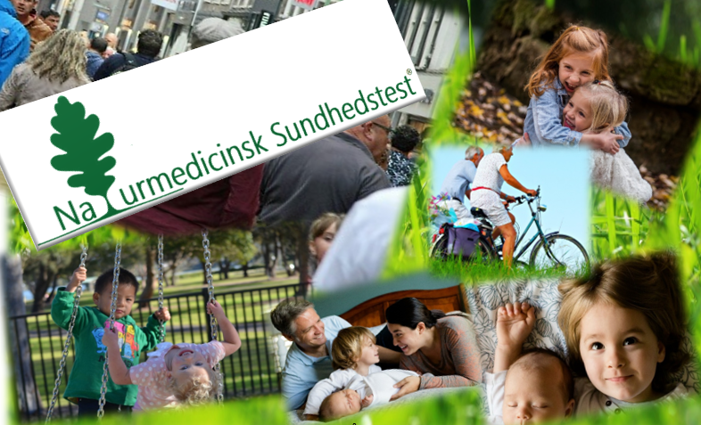 Naturmedicinsk Sundhedstest til børn og voksne